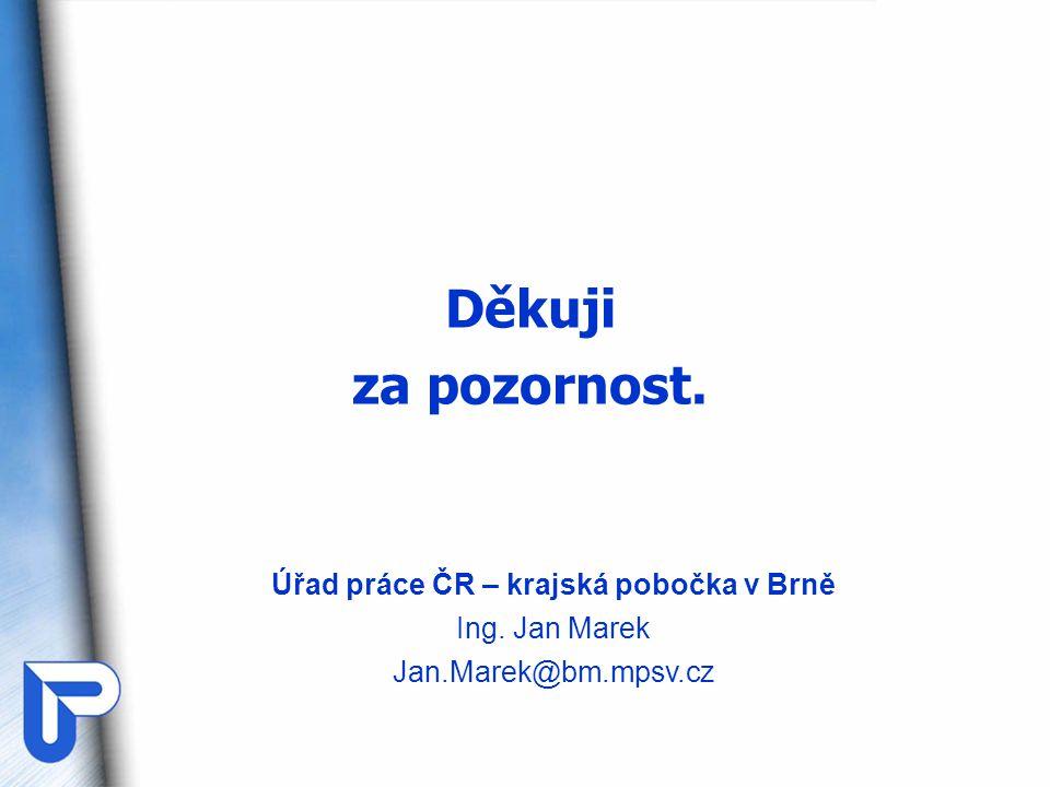 Úřad práce ČR – krajská pobočka v Brně