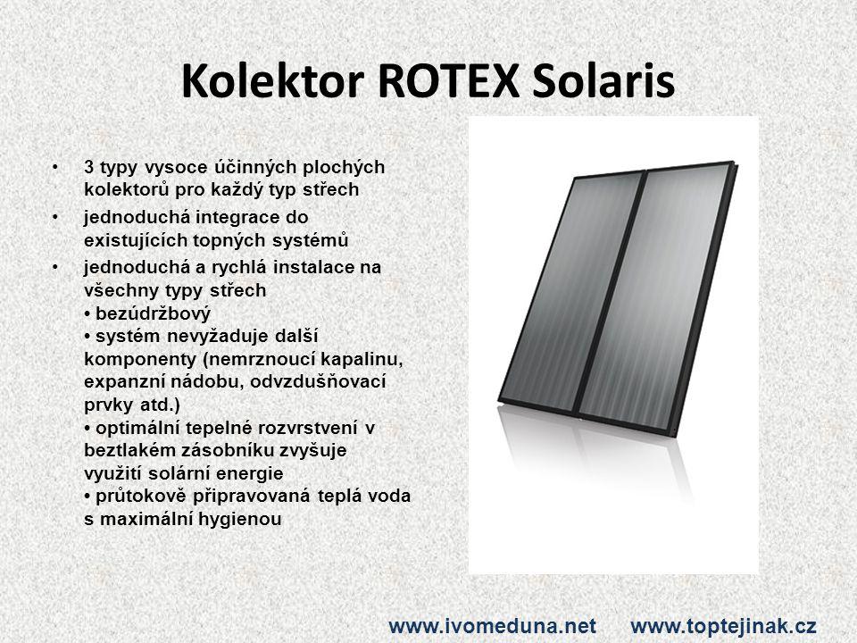Kolektor ROTEX Solaris