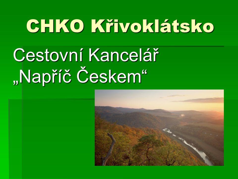 """Cestovní Kancelář """"Napříč Českem"""