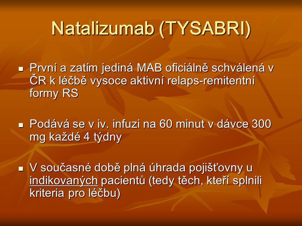 Natalizumab (TYSABRI)