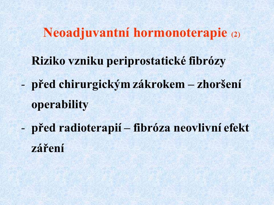 Neoadjuvantní hormonoterapie (2)