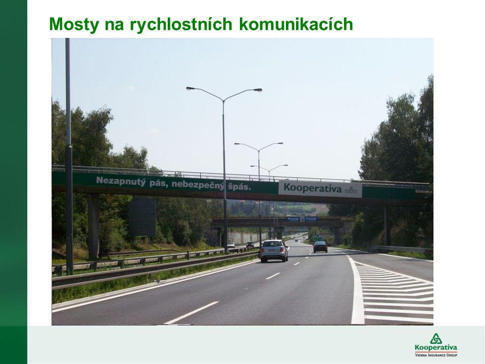 Mosty na rychlostních komunikacích