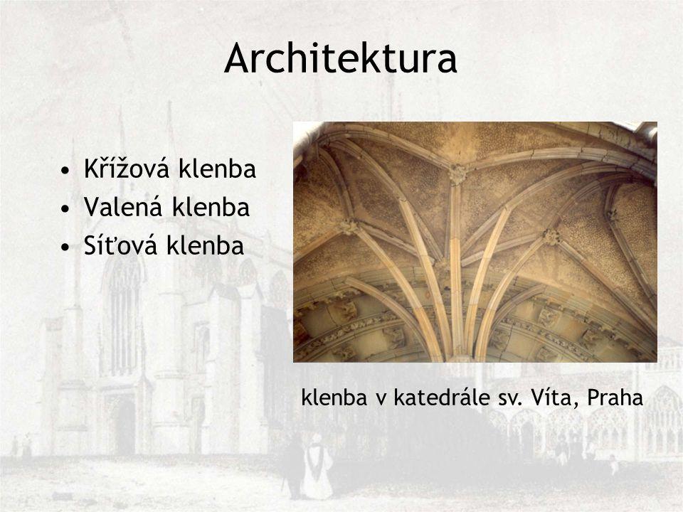 klenba v katedrále sv. Víta, Praha