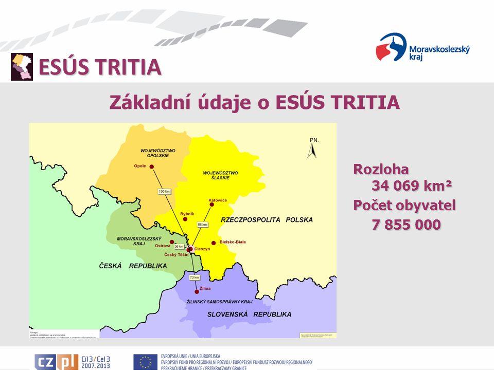 Základní údaje o ESÚS TRITIA