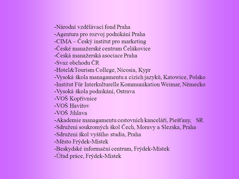 Národní vzdělávací fond Praha