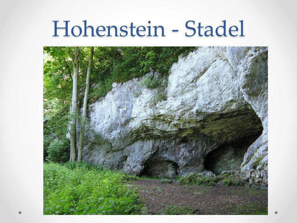 Hohenstein - Stadel