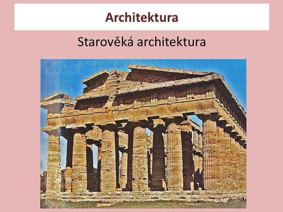 Starověká architektura