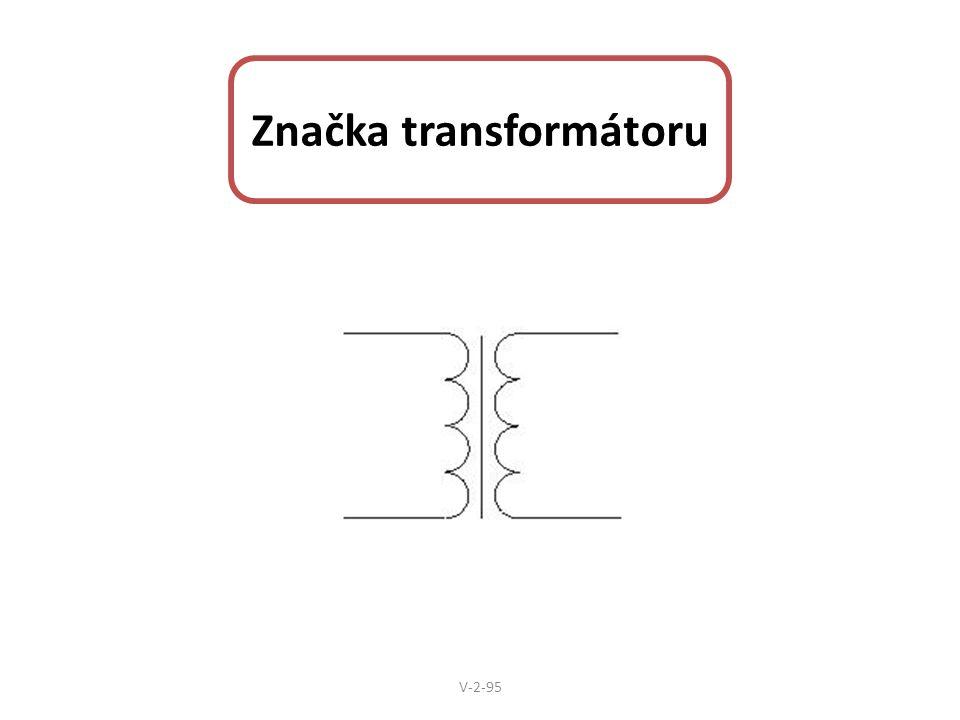 Značka transformátoru