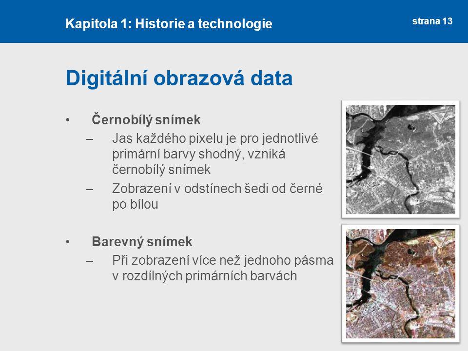 Digitální obrazová data