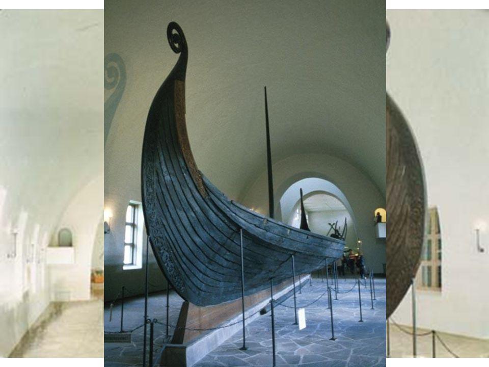 Vikinské lodě