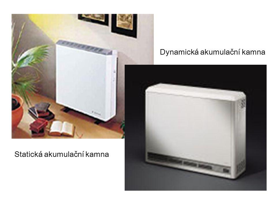 Dynamická akumulační kamna