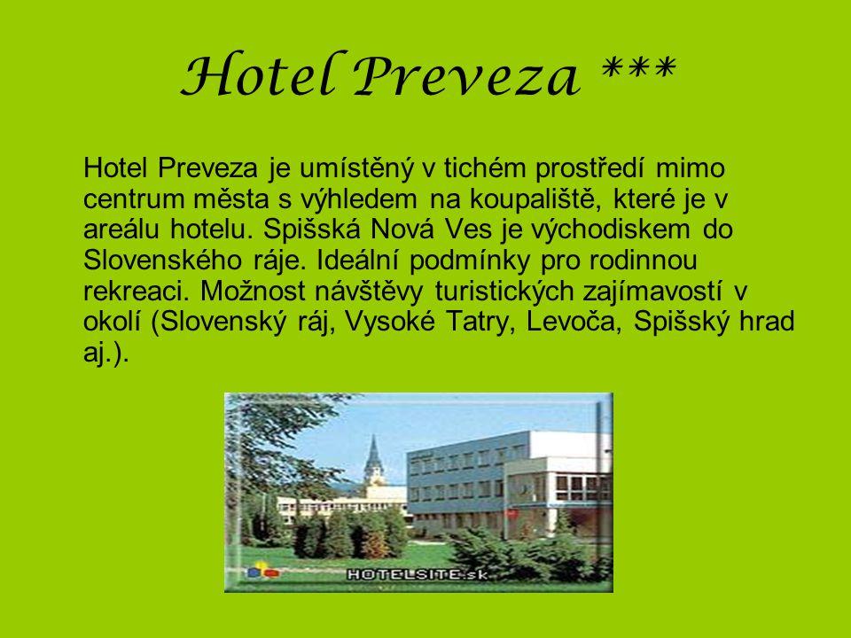 Hotel Preveza ***