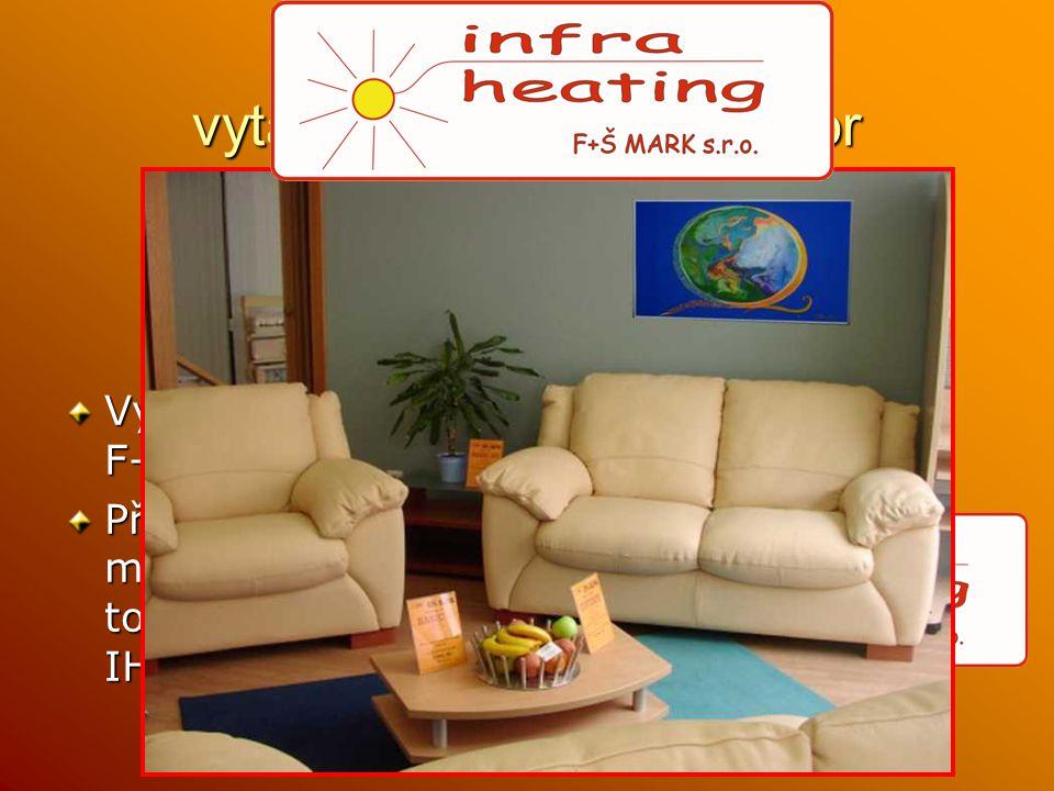 INFRATOPENÍ vytápění obytných prostor