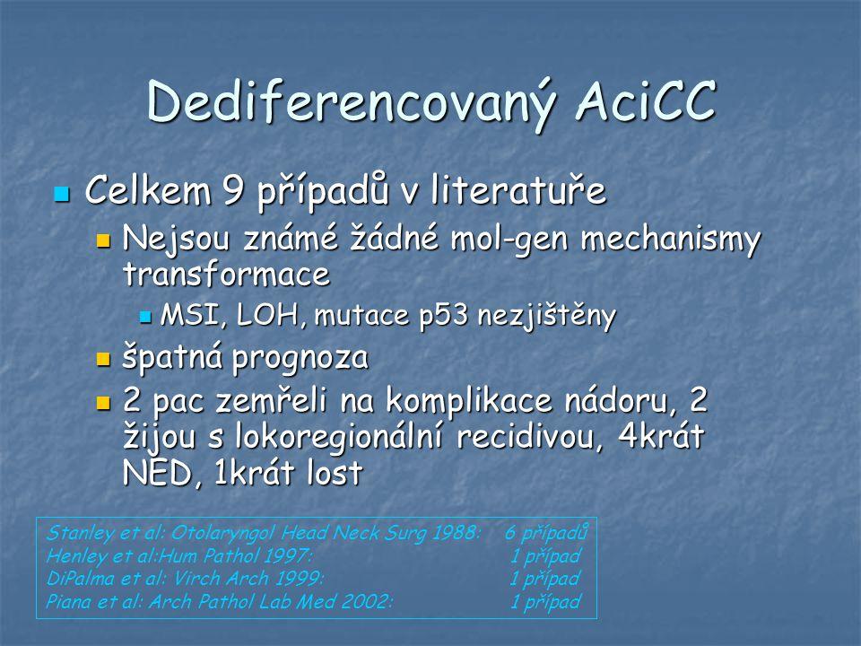 Dediferencovaný AciCC