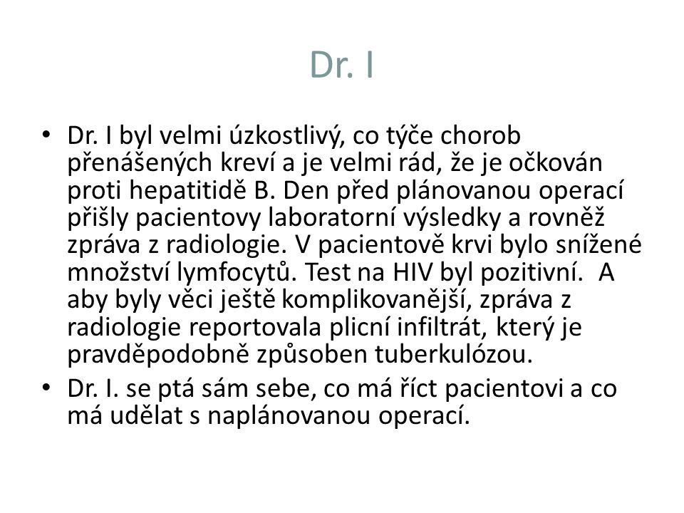 Dr. I