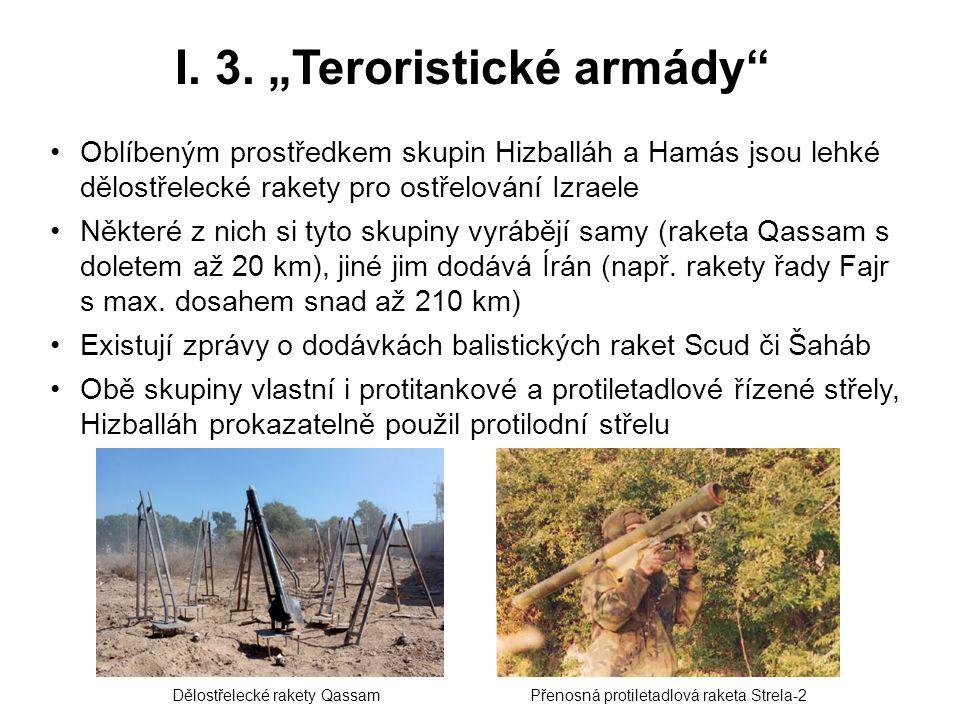 """I. 3. """"Teroristické armády"""