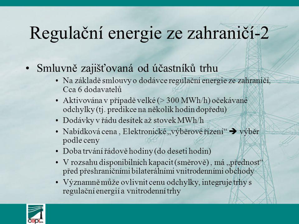 Regulační energie ze zahraničí-2
