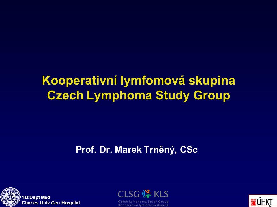 Kooperativní lymfomová skupina Czech Lymphoma Study Group