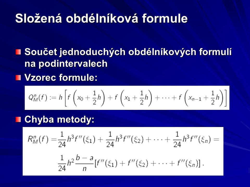 Složená obdélníková formule