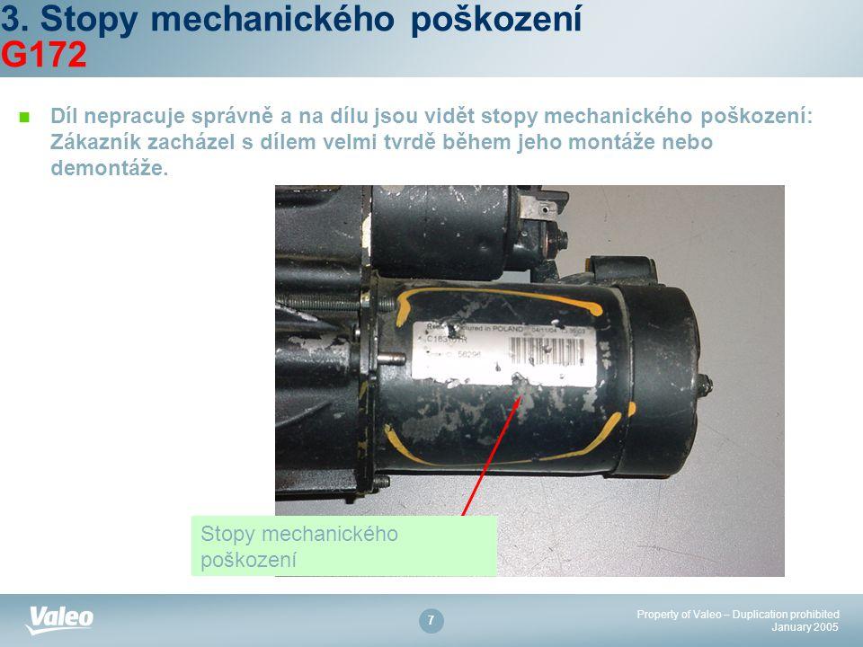 3. Stopy mechanického poškození G172
