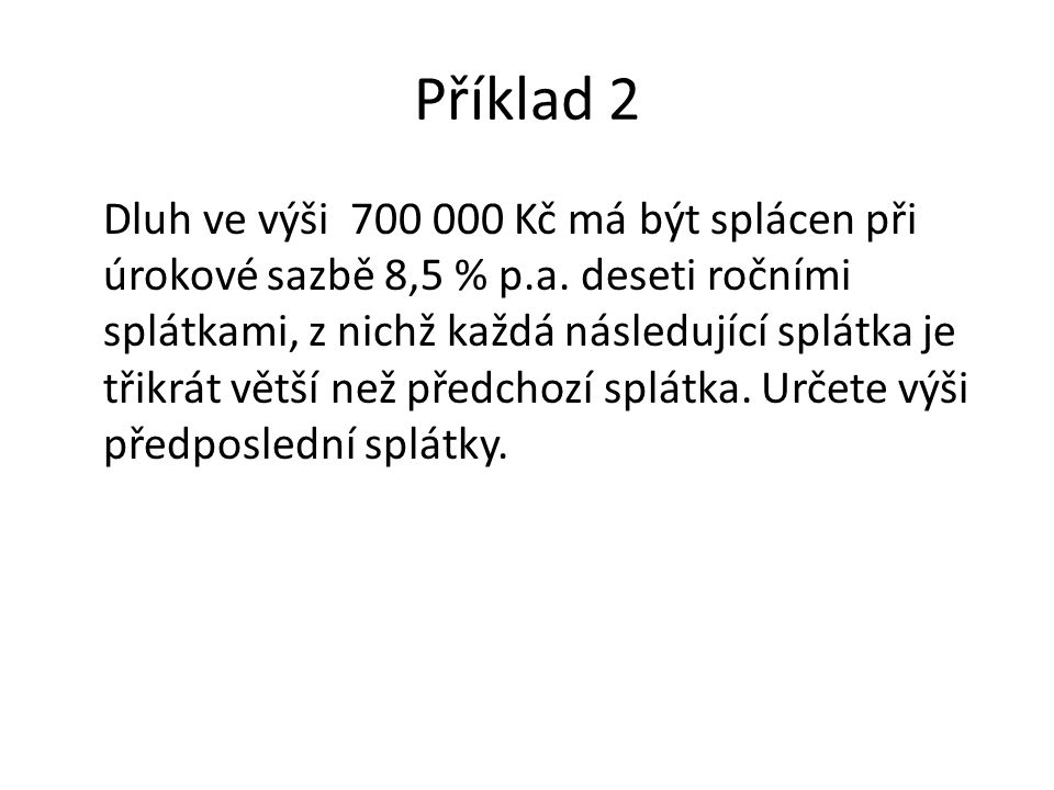 Příklad 2