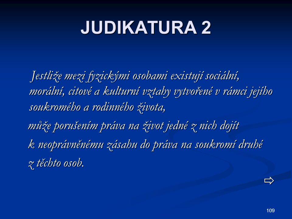 JUDIKATURA 2