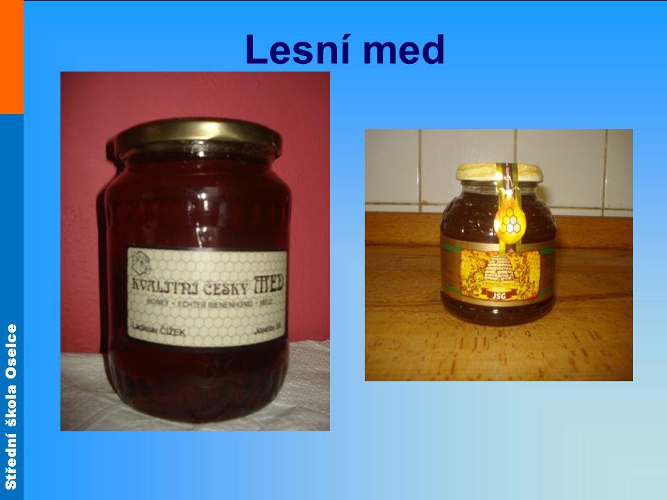 Lesní med