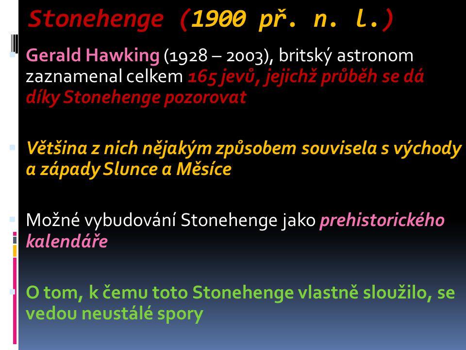 Stonehenge (1900 př. n. l.)