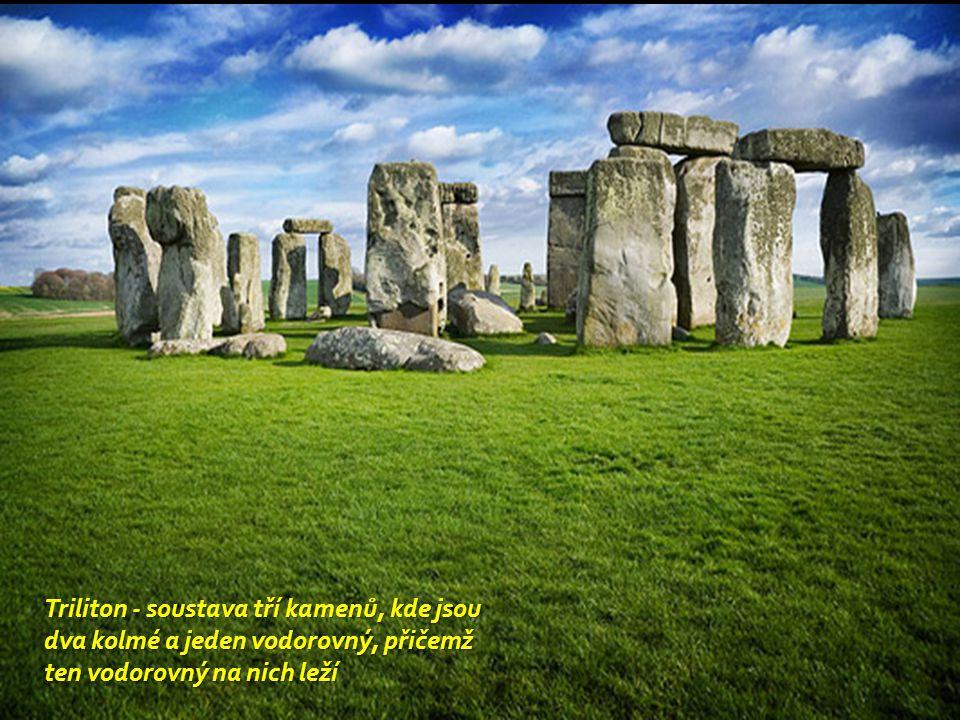 Triliton - soustava tří kamenů, kde jsou dva kolmé a jeden vodorovný, přičemž ten vodorovný na nich leží