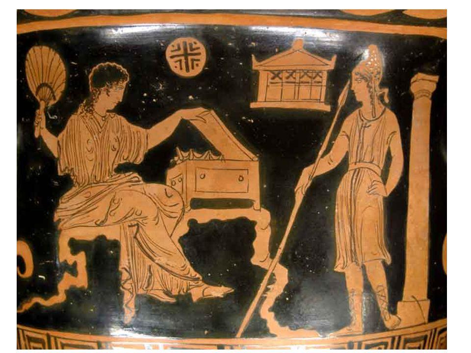 Paris a Helena, cca 380/70 př. Kr.