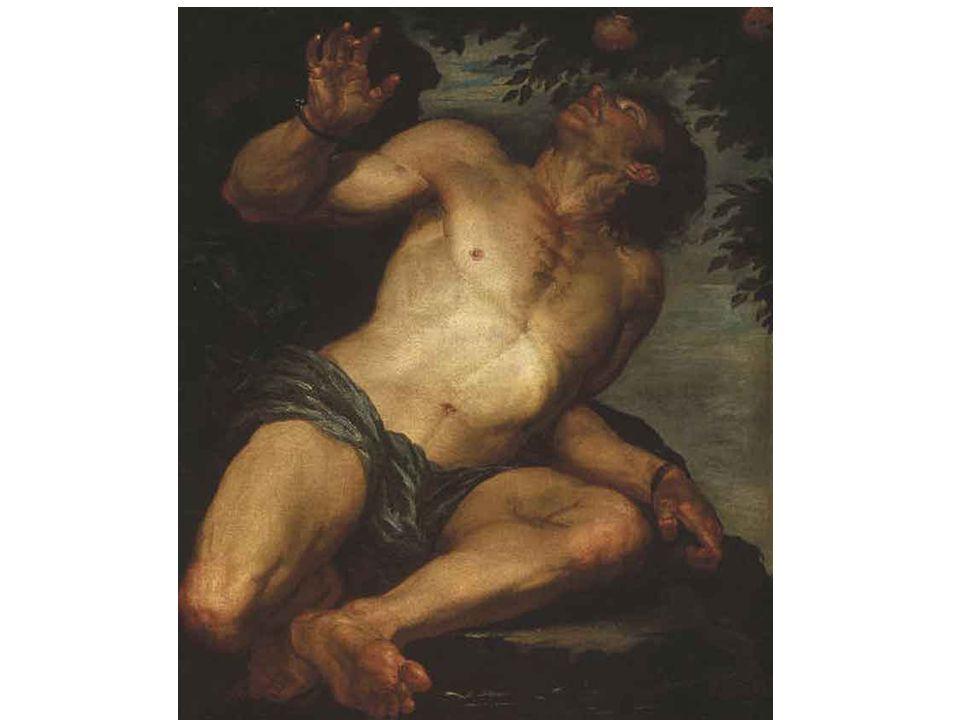 Tantalova muka. Gioacchino Assereto (1600 - 1649)