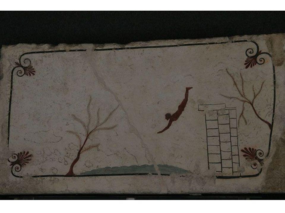 http://www.campanie-campania.net/italiano/paestum-museo.html Tomba del tuffatore, Museo archeologico di Paestum.