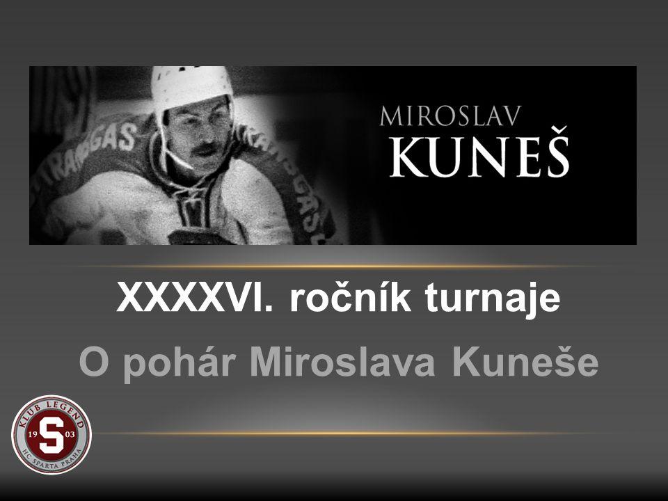 XXXXVI. ročník turnaje O pohár Miroslava Kuneše