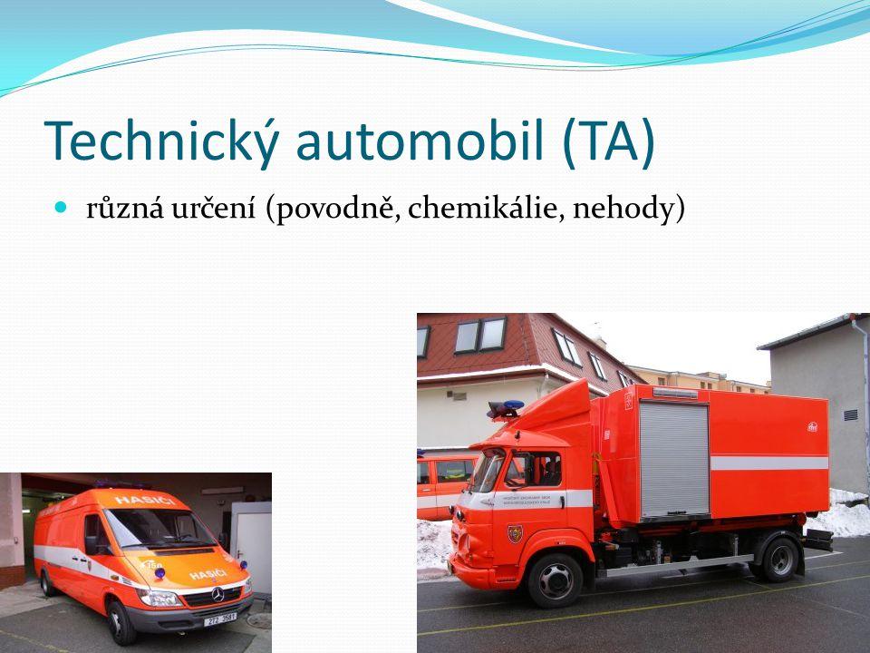 Technický automobil (TA)