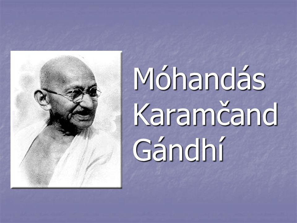 Móhandás Karamčand Gándhí