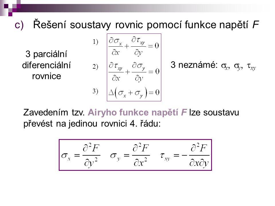 3 parciální diferenciální rovnice