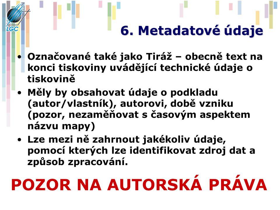 POZOR NA AUTORSKÁ PRÁVA