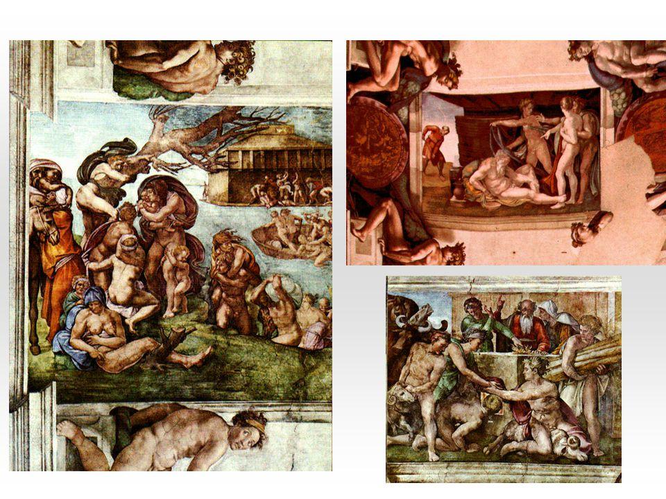 Noemova oběť a Noemovo opilství: detaily