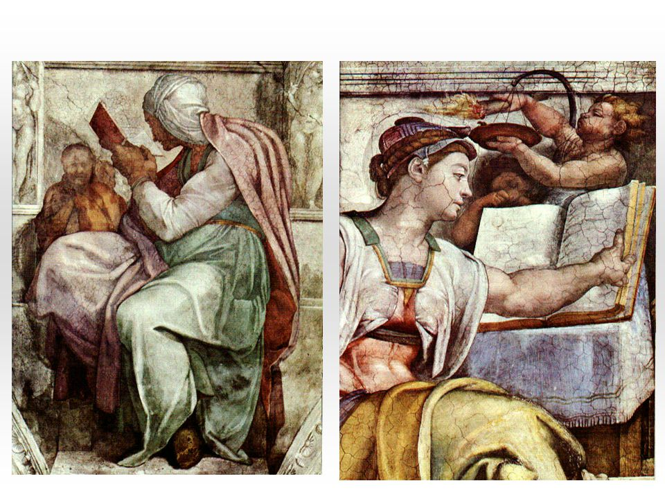 Sibyly: perská a erytrejská