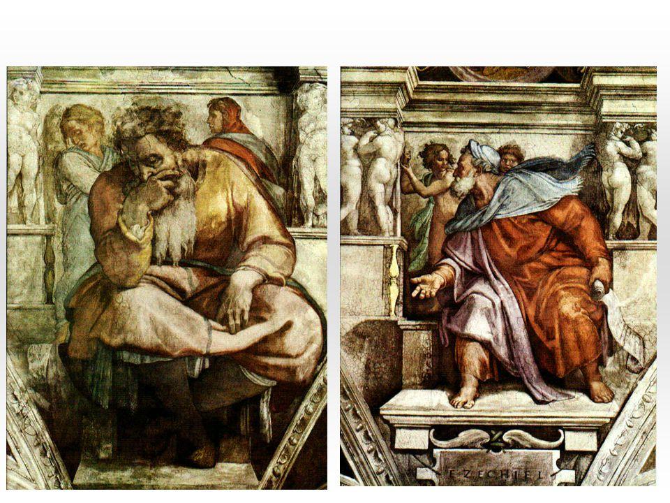 Proroci: Jeremiáš a Ezechiel