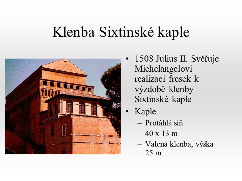 Klenba Sixtinské kaple