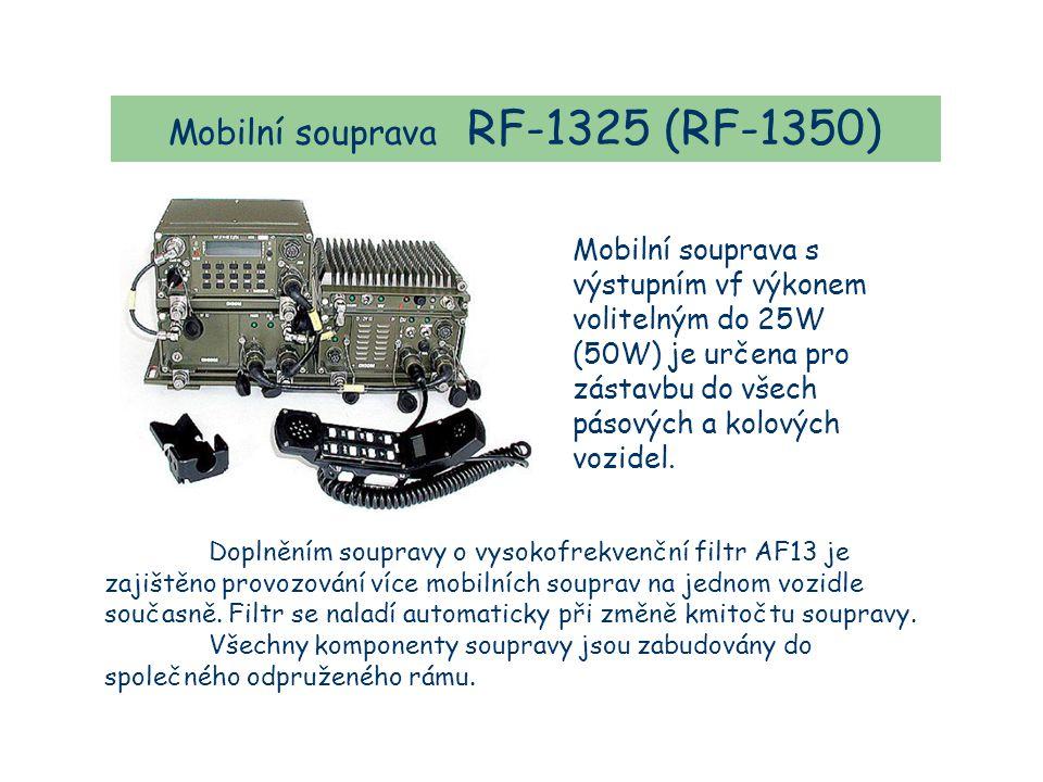 Mobilní souprava RF-1325 (RF-1350)