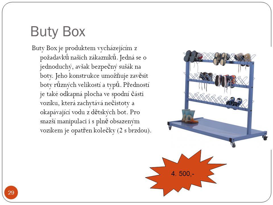 Buty Box