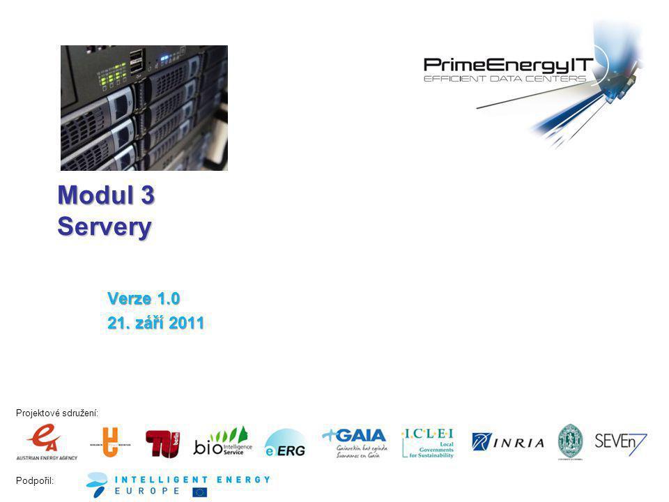 Modul 3 Servery Verze 1.0 21. září 2011