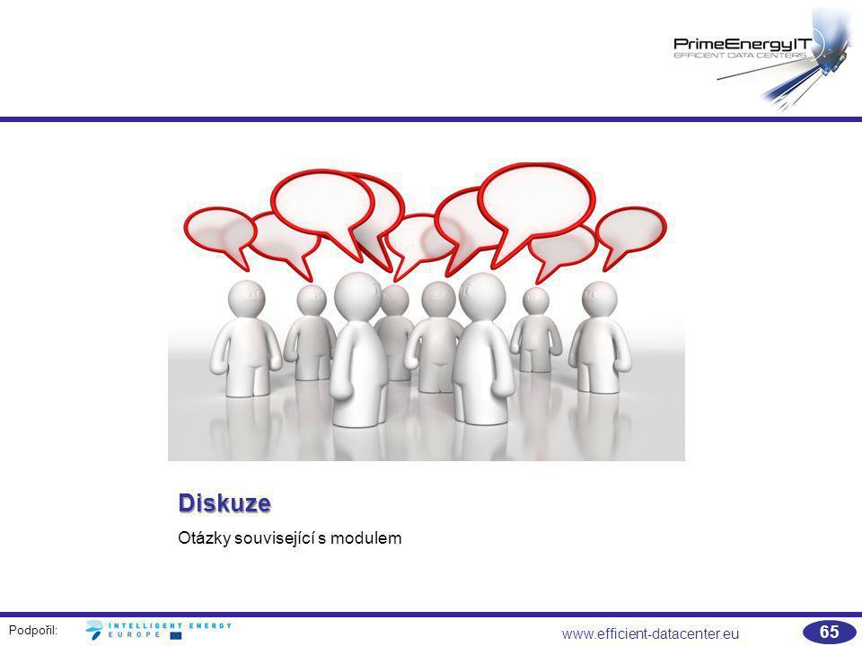 Diskuze Otázky související s modulem
