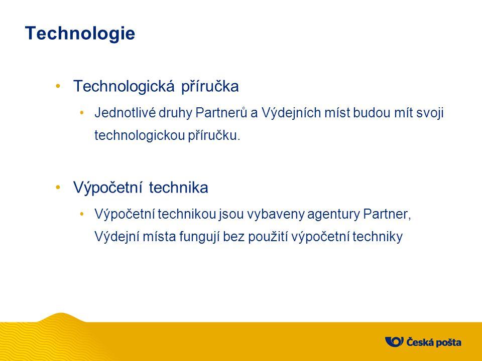 Technologie Technologická příručka Výpočetní technika