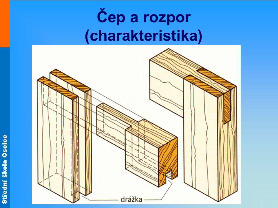 Čep a rozpor (charakteristika)