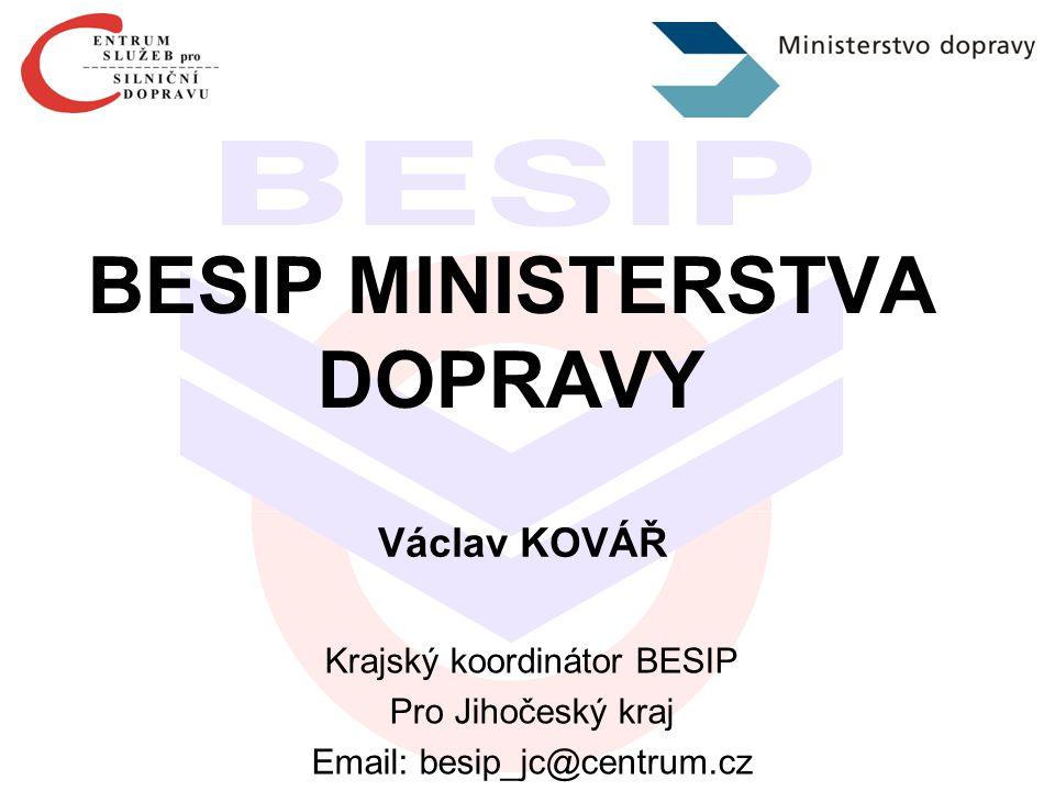 BESIP MINISTERSTVA DOPRAVY