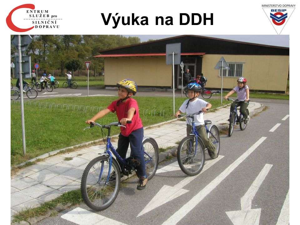 Výuka na DDH