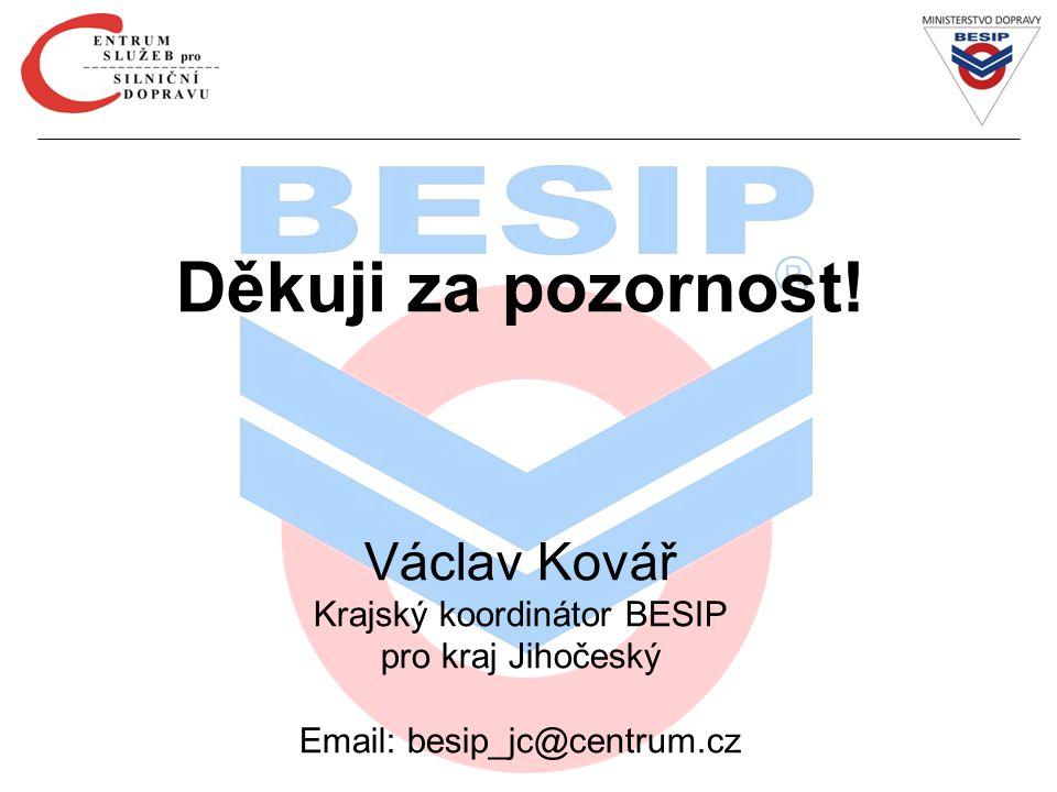 Krajský koordinátor BESIP